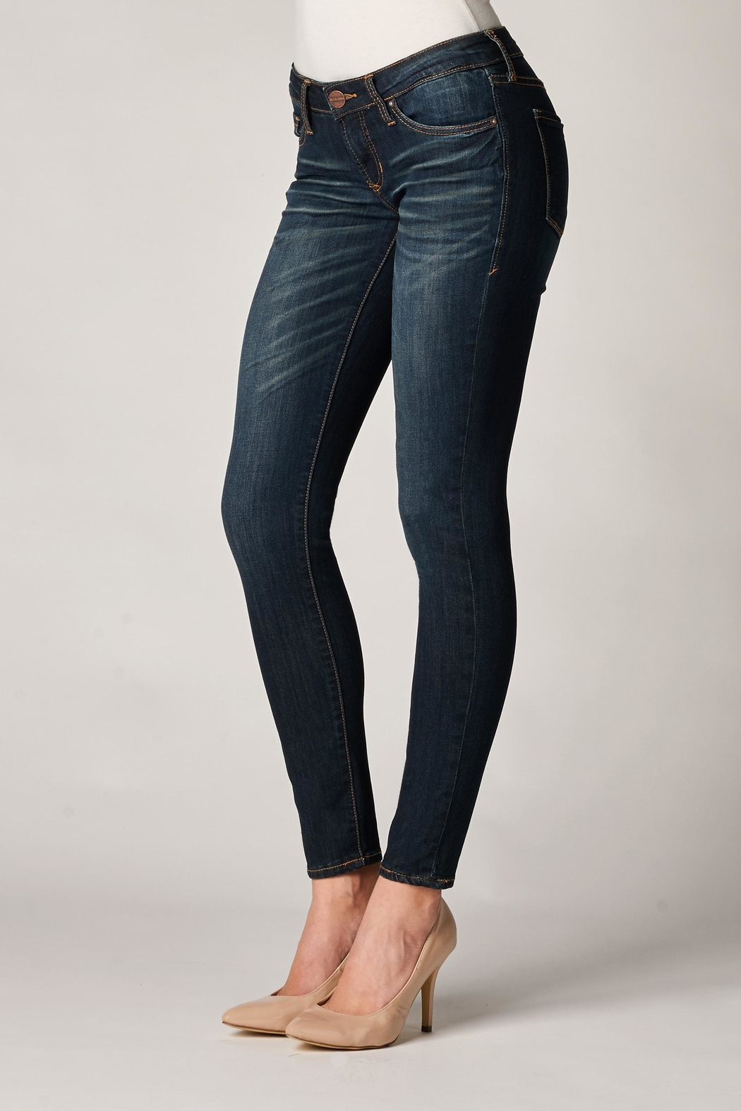 Apricot Lane Downtown Denim - Front Full Image
