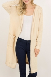 Apricot Lane Easy Breezy Cardigan - Front cropped
