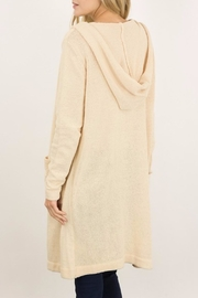 Apricot Lane Easy Breezy Cardigan - Side cropped