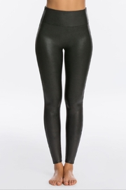 Apricot Lane Faux Leather Leggings - Product Mini Image
