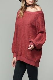 Apricot Lane Fireside Sweater - Front full body