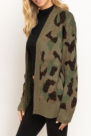 Apricot Lane Flage Cardigan - Front cropped