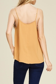 Apricot Lane Golden Honey Top - Side cropped