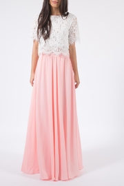 Apricot Lane Happy Easter Skirt - Front cropped
