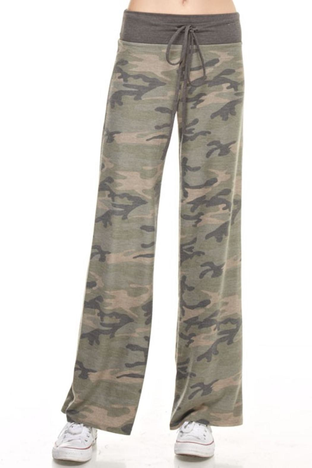 Apricot Lane In The Army Pants - Main Image