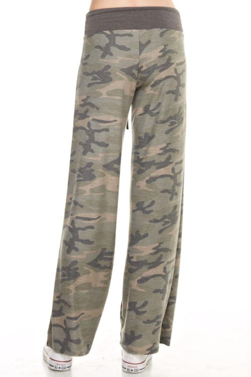 Apricot Lane In The Army Pants - Side Cropped Image