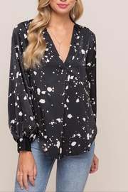 Apricot Lane In The Night-Blouse - Product Mini Image