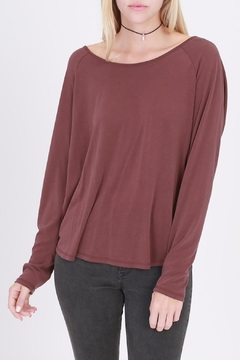 Shoptiques Product: Just Back Top