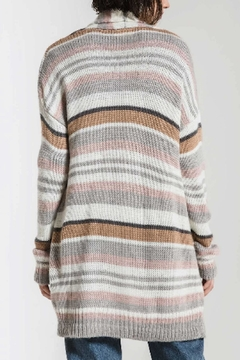 Apricot Lane Karoline Sweater-Grey - Alternate List Image