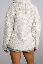Apricot Lane Lazy Sunday Pullover - Side cropped