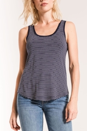 Apricot Lane Micro Stripe Tank - Product Mini Image