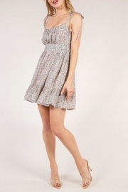 Apricot Lane Midnight Dreamer Dress - Front cropped