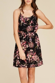 Apricot Lane Midnight Stroll Dress - Front cropped