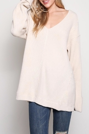 Apricot Lane Natural Beauty Sweater - Product Mini Image