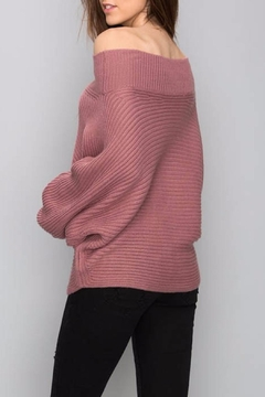 Apricot Lane Off Shoulder Sweater - Alternate List Image