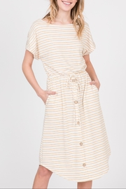 Apricot Lane Party Cruise Dress - Product Mini Image