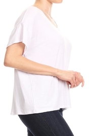 Apricot Lane Perfect Tee - Front full body