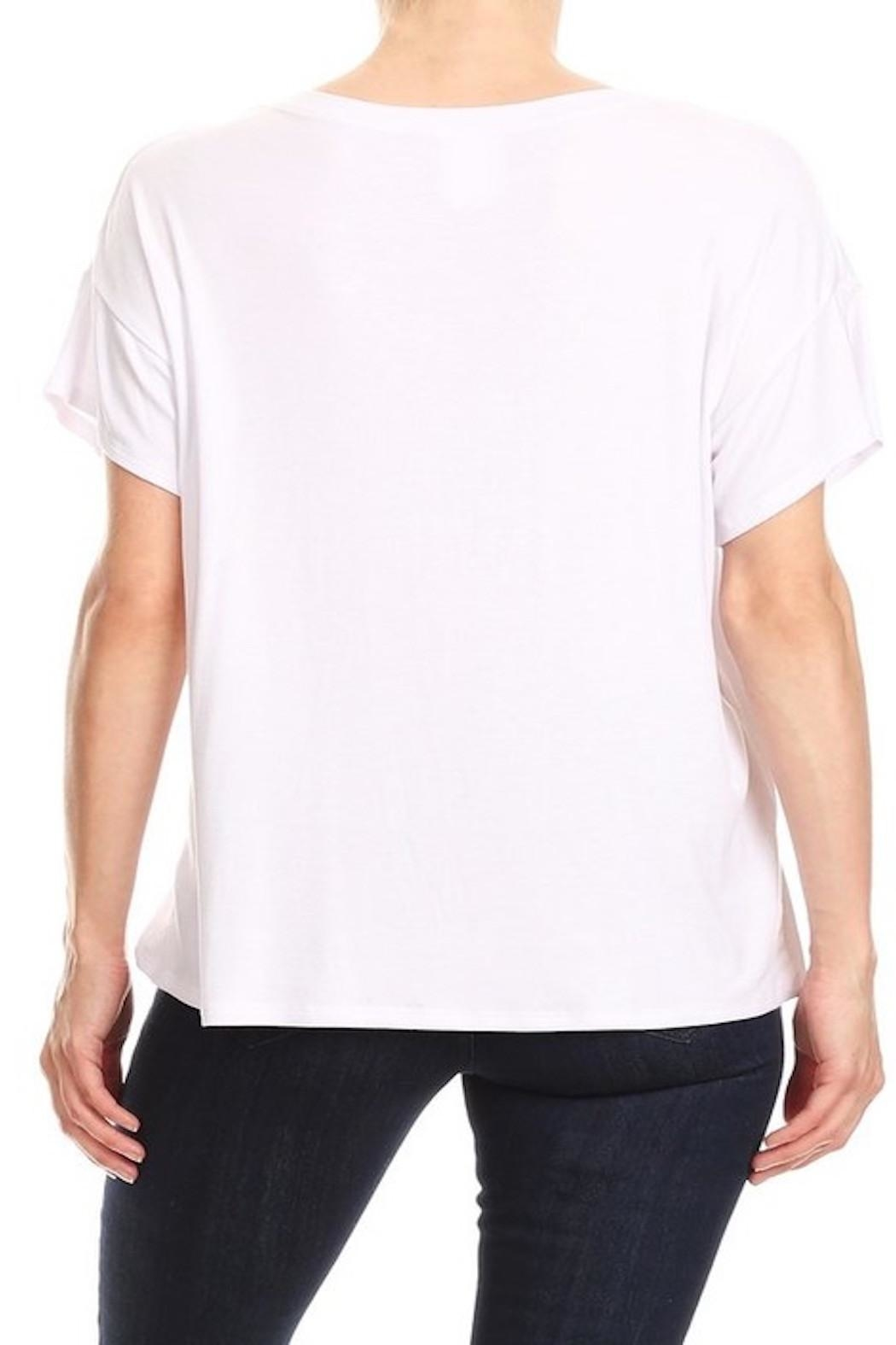 Apricot Lane Perfect Tee - Side Cropped Image