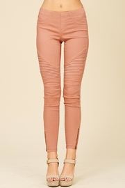 Apricot Lane Pleated Jegging - Front cropped