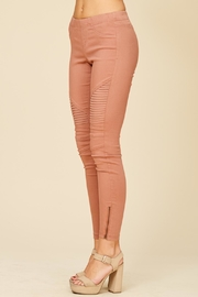 Apricot Lane Pleated Jegging - Front full body