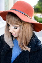 Apricot Lane Rusted Sun Hat - Product Mini Image