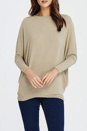 Apricot Lane Sage Tunic - Product Mini Image