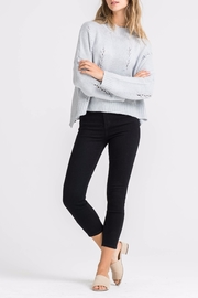 Apricot Lane Simply Smitten Sweater - Front cropped