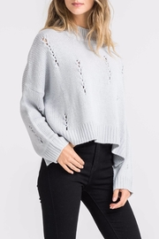 Apricot Lane Simply Smitten Sweater - Front full body