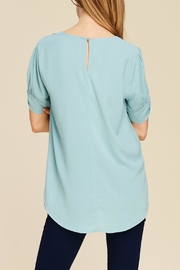 Apricot Lane Smooth Transition Top - Side cropped