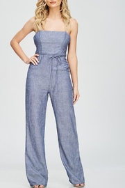 Apricot Lane Stand Tall Jumpsuit - Product Mini Image