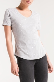 Apricot Lane Star Print Tee - Product Mini Image