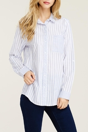 Apricot Lane Street Smart Top - Front cropped