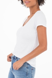 Apricot Lane The Core Tee - Front full body