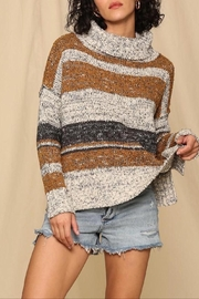 Apricot Lane The Duke Sweater - Front cropped