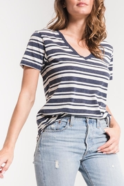 Apricot Lane The Florence V-Neck - Front cropped