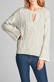 Apricot Lane Trail Blazer Sweater - Product Mini Image