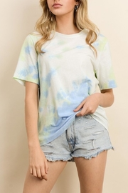Apricot Lane Tye Dye Crew - Product Mini Image