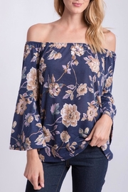 Apricot Lane St. Cloud Blooming Love Top - Product Mini Image