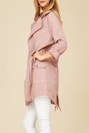 Apricot Lane St. Cloud Blushing For You Coat - Side cropped