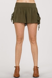 Apricot Lane St. Cloud Campsite Cutie Shorts - Product Mini Image