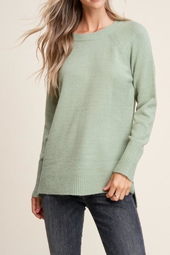 Apricot Lane St. Cloud Everyday Fav Sweater - Product List Image