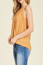 Apricot Lane St. Cloud Gno Tank - Honey - Product Mini Image