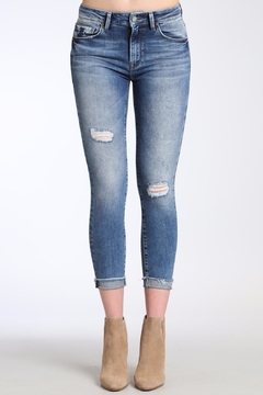Shoptiques Product: High Rise Skinny Jeans