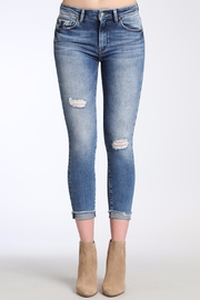 Apricot Lane St. Cloud High Rise Skinny Jeans - Product Mini Image