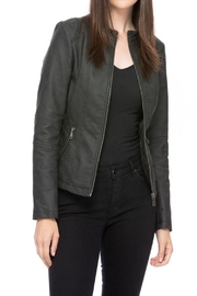 Apricot Lane St. Cloud Highway Jacket Black - Product Mini Image