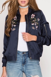 Apricot Lane St. Cloud London Calling Jacket - Front cropped