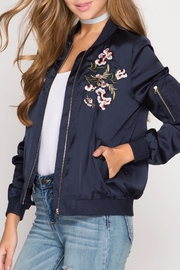 Apricot Lane St. Cloud London Calling Jacket - Front full body