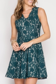 Apricot Lane St. Cloud Love Interest Dress - Product Mini Image