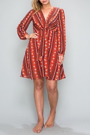 Apricot Lane St. Cloud Rolling Hills Dress - Product Mini Image