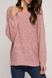 Apricot Lane St. Cloud Rosie Cheeks Sweater - Product Mini Image